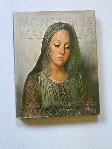 Monsters and Madonnas Photographic Methods 1967 HB DJ William Mortensen