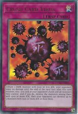 Yu-Gi-Oh: CRUSH CARD VIRUS - LCKC-EN046 - Ultra Rare Card - 1st Edition V.2