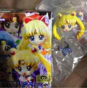 Sailor Moon Mini Figura MegaHouse 2014 Limitata Glitterver Usato