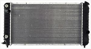 New Direct Fit Radiator 100% Leak Tested For 1995-94 Gm Truck S&t Se