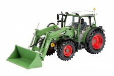 Schuco 450764400 Fendt 211 with front loader - 1:32 #new original packaging#