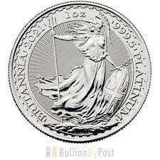 More details for 2021 1oz platinum britannia coin