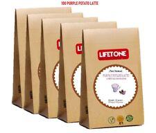 Purple Sweet Potato - Coconut Latte |Delicious Antioxidant| 100 Sachets 200g