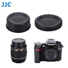 Body Cap+Rear Lens Cap for Nikon D5 D4 D3 D850 D800 D750 D5600 D5500 D7200 D7100