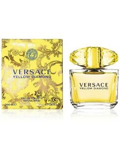 Versace Yellow Diamond By Versace 6.7 oz. (200ml) Eau de toilette for Women