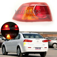 Left Outer Tail Light for Mitsubishi Lancer 2008 09 10 11 12 13 14 Rear Lamp Evo