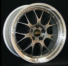 BBS 20 x 10 LMR Car Wheel Rim 5 x 120 Part # LM321DBPK