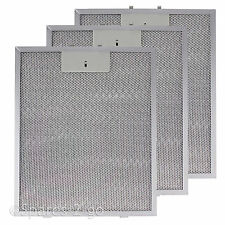 3 x Grease Filters For CATA B&Q Cooker Hood Extractor Vent Fan 320 x 260mm