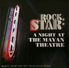 ROCK STAR A Night At The Mayan Theatre CD. Brand New & Sealed