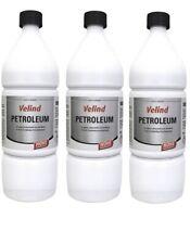 3x Velind Spezialpetroleum Petroleum Ölreiniger Fettreiniger 1L