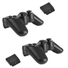 2x New Wireless Video Game Controller for Sony Playstation2 PS2 Gamepad by BAB