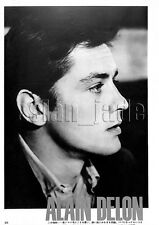 1967, Alain Delon / Steve McQueen Japan Vintage Clippings 1sc10