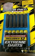 Buzz Bee Toys Air Warriors 12 Extreme Darts Refill pack New sealed 41870