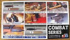 ARII MicroAce Combat Series Japanese + German Hand Grenade model kit 1/1