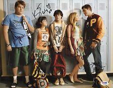 The Hard Times of RJ Berger Cast Signed 11x14 Photo PSA/DNA COA Paul Iacono +4