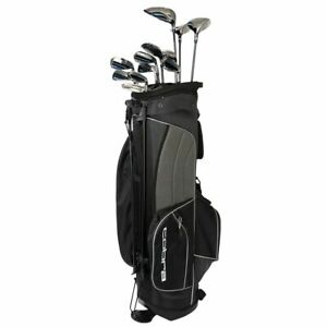 Cobra Fly-Z XL Complete Golf Set - Graph/Steel With Stand Bag