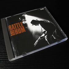 U2 - Rattle and Hum JAPAN CD PHCR-1707 #124-2