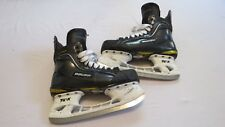 Jeff Carter Used Bauer Supreme TotalONE Pro Stock Ice Hockey Skates 9.25 E/A MX3