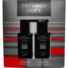 Preferred Stock Cologne Spray 1.7 oz Two Pieces