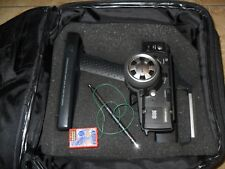 Vintage Airtronics M8 Transmitter/Receivers Module Novak and Receiver w/Case
