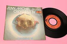 "JEAN MICHEL JARRE 7"" OXYGENE ORIG GERMANY 1976 EX !!!!!!!!!!!!!!!!!!"