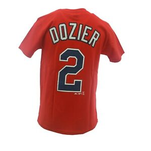 Minnesota Twins Official MLB Majestic Kids Youth Size Brian Dozier T-Shirt New