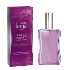 Miss Fenjal Eau de Toilette Touch of Purple orientalischer Duft 50ml