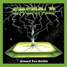 EMERALD - Armed for Battle (NEW*US METAL KILLER '87 + 4 TR*QUEENSRYCHE*C.GLORY)