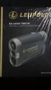 Leupold 179640, RX-1400i TBR/W with DNA Rangefinder