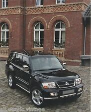 PRESS - FOTO/PHOTO/PICTURE - MITSUBISHI PAJERO XCEED