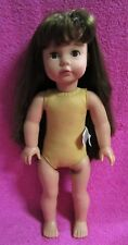 Pottery Barn Kids By Gotz Brown Hair Brown Eyes Doll 18""