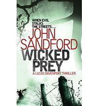 Wicked Prey by John Sandford (Paperback) NEW BOOK
