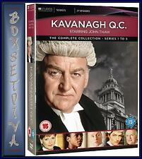 KAVANAGH QC - THE COMPLETE SERIES 1, 2, 3, 4 & 5 **NEW*
