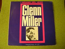 LP GLENN MILLER-GRANDI DEL JAZZ 1937/42 ITALIAN SM 3060