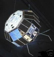 X-3 Prospero British X3 Satellite Wood Model Free Ship