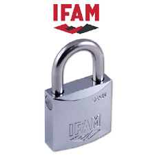 IFAM MARINE PADLOCK NEW 60MM KEYED ALIKE MODEL SALT SPRAY TESTED
