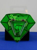 Disney 20TH ANNIVERSARY OF PIN TRADING Countdown Dale Hinged LE 4000 Trading Pin