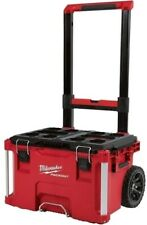 BRAND NEW MILWAUKEE PACKOUT ROLLING TOOLBOX 48228426