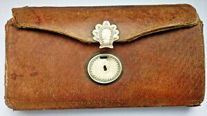 Feinwerkzeugtasche mit Notizblock um 1800 (Art.4788)