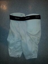 TAG Football Shorts White Small Practice With Pads