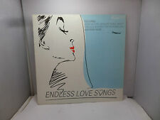 ENDLESS LOVE SONGS EBONY & IVORY ARTHUR' S THEME SHOWCASE SHLP152   LP  VINYL