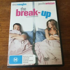 The Break-Up DVD R4 Like New! FREE POST