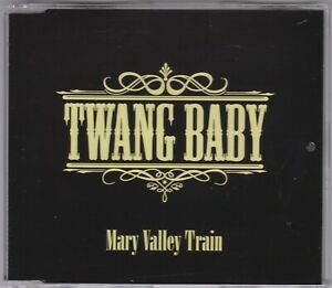 Twang Baby - Mary Valley Train - CD (2 x Track BMSP1002 Benchmark Country)