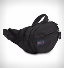 Jansport Fifth Avenue Waist Pack Black Skate Shoulder Bag Bum Bag Messenger Bag