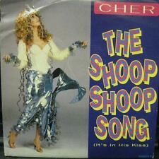 "Cher(7"" Vinyl)The Shoop Shoop Song-Epic-6566737-Netherlands-VG/NM"