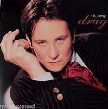 k.d. lang - Drag  (CD, Jun-1997, Warner Bros.) Near MINT VG++ 9/10