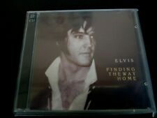 RARE ELVIS PRESLEY 2-CD SET - FINDING THE WAY HOME - SOUTHERN STYLE