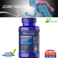 GLUCOSAMINE CHONDROITIN MSM 2700mg Anti Inflammation Joint SUPPLEMENT 60 CAPSULE