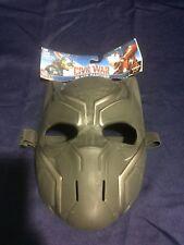 Captain America Civil War - Black Panther Mask