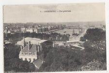 France, Cherbourg, Vue Generale Postcard, B275
